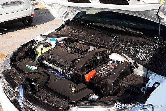 2015款雪铁龙C3-XR 1.6L 自动先锋型