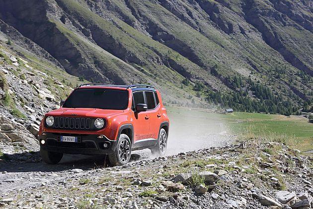 全新欧版Jeep自由侠细节公布