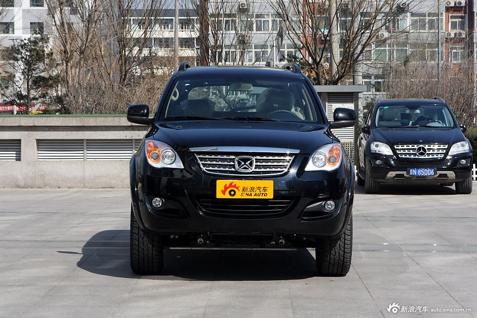 江铃驭胜-规划3款全新SUV竞争长城哈弗