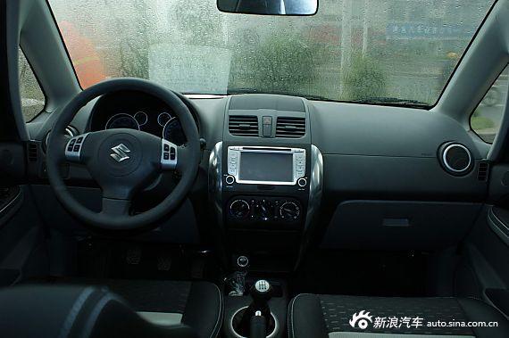 2011款天语SX4两厢
