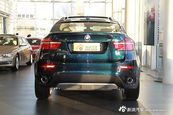 2012款宝马X6到店实拍