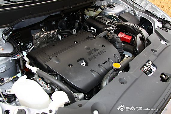 2013款广汽三菱劲炫