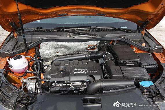 国产奥迪Q3发动机