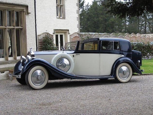 英式流线 源于装饰派的汽车设计风格