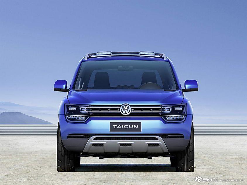 大众集团将投产4款小型SUV与翼搏竞争