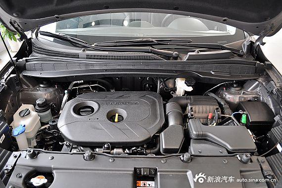 2013款北京现代ix35 2.0GLS 自动两驱智能