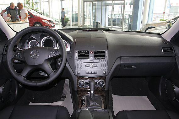 2010款奔驰C260 CGI运动型