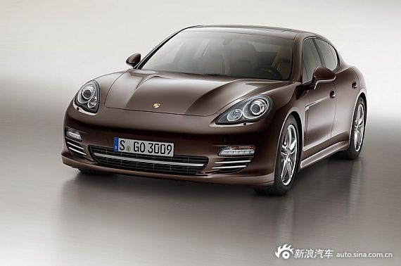 2013款保时捷Panamera Platinum Edition