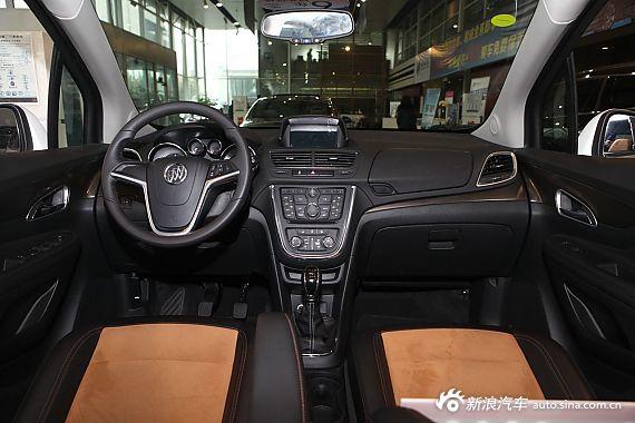 2015款昂科拉1.4T手动两驱都市进取型