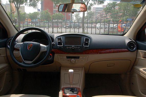 2010款荣威350