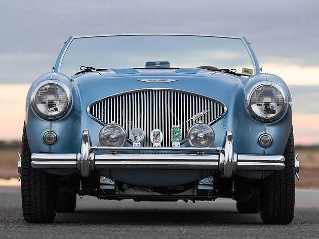 亲民小跑车Austin-Healey 100