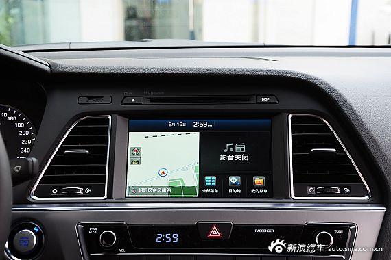 2015款索纳塔九 2.4GDI TOP旗舰型