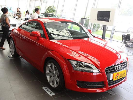 奥迪TT北京最高优惠4万Q5平价提车
