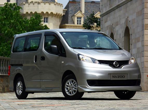 郑州日产NV200优惠1.1万元现车销售