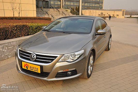 进口大众cc促销车型最高优惠10万元