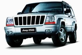 Jeep2500 4×2(BJ6420EB)