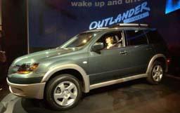 2003三菱Outlander