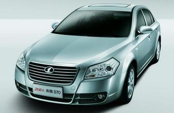 2010款奔腾B70 2.0MT舒适型