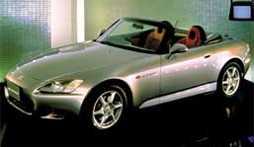 1998 HONDA S2000