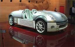 雷诺概念车
