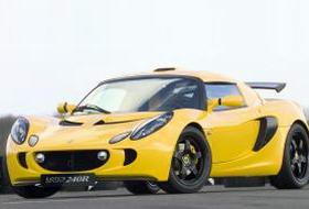 2005 Lotus Exige 240R