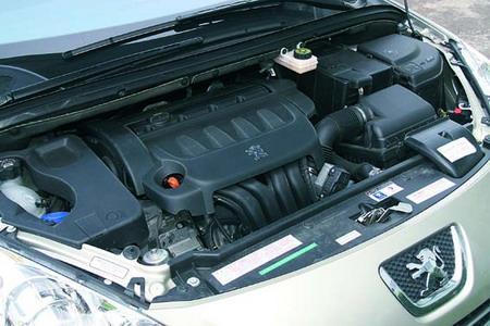 EW10A发动机经原发动机功率提升3kW,带可变气门正时