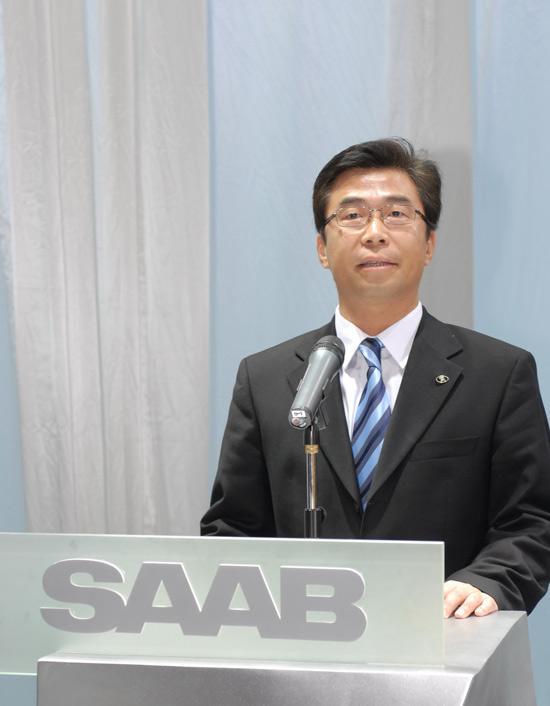 上海通用汽车有限公司总经理丁磊先生致辞