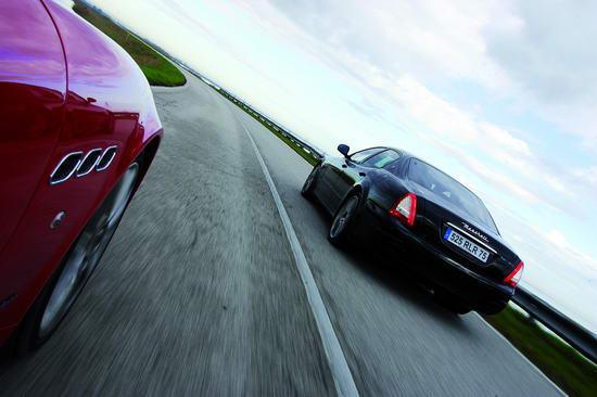 玛莎拉蒂总裁Sport GT S