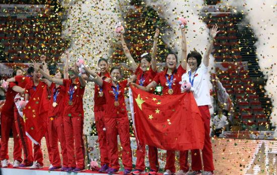 女排夺冠的中国力量 市场换技术的最后希望