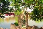 华清池是我国最早的温泉