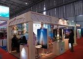 迪拜展台 奢华无限