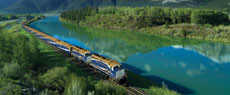 加拿大火车之旅