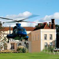英伦贵族婚礼:英国Hintlesham Hall酒店