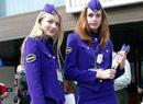 性感的俄罗斯空姐
