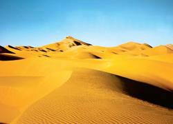 中国四大响沙之一:沙坡头