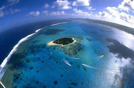 迷人的岛国