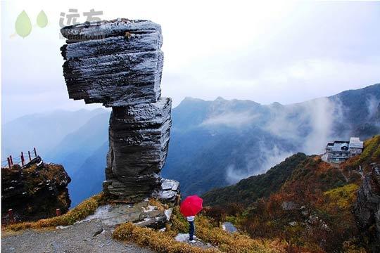 梵净山风景区 正文  位于梵净山风景区|远方网 微博|2010年07月26日14