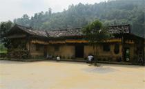 古朴的农家院