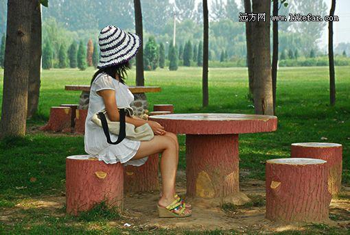 露营地 摄影:王咩咩