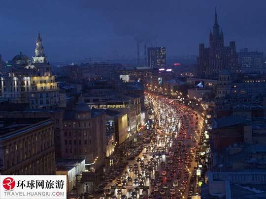 莫斯科中心环路
