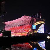 亚运会的开幕式预演抢先看