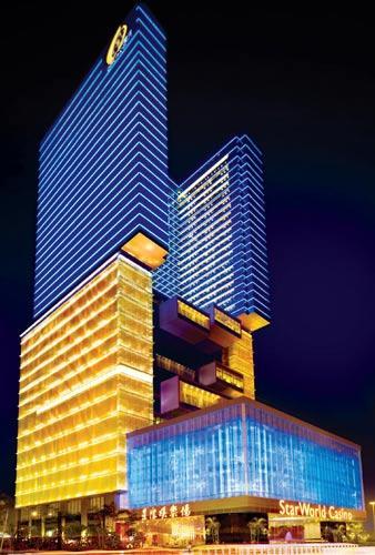 澳门星际酒店