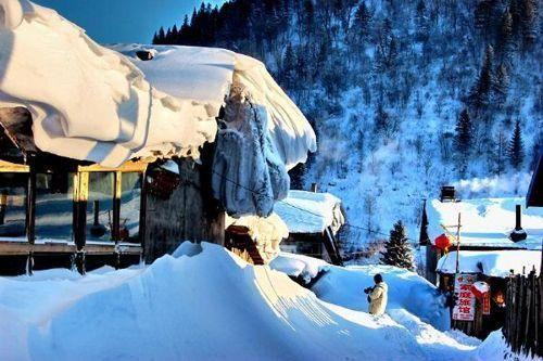 雪乡农家院