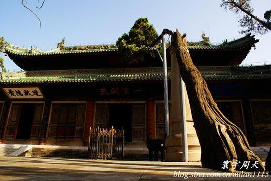 古老的寺庙