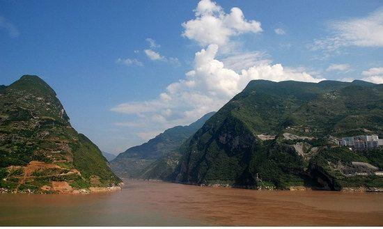 巴东三峡:书中不尽的传说 眼前无穷的壮景