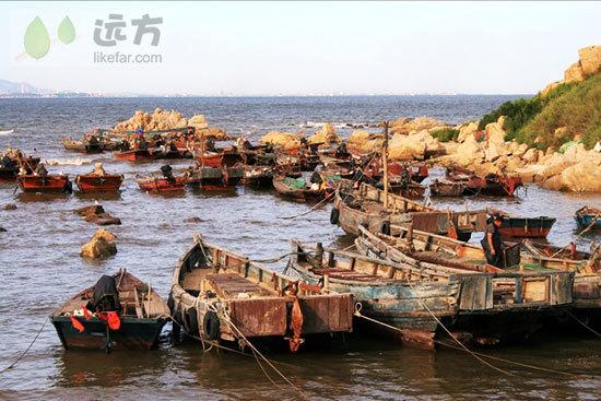 渔船 作者:zhaoxq