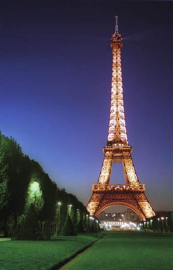 巴黎的标志