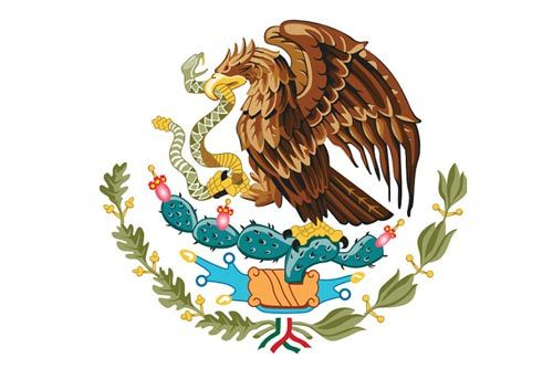 国旗上的标志