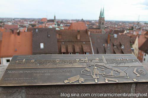 纽伦堡是座充满爱恨情仇的城市