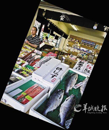 札幌的二条市场